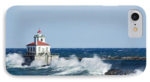 West Pierhead Lighthouse IPhone Case
