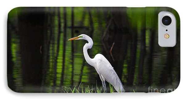 Wetland Wader IPhone Case