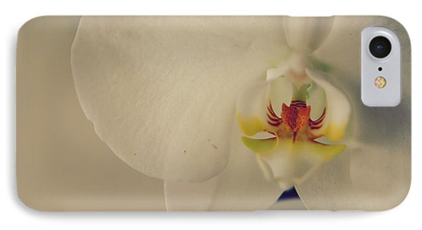 Orchid iPhone 8 Case - What Love Felt Like by Laurie Search