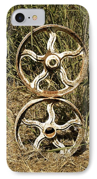 Wheels Of Time IPhone Case