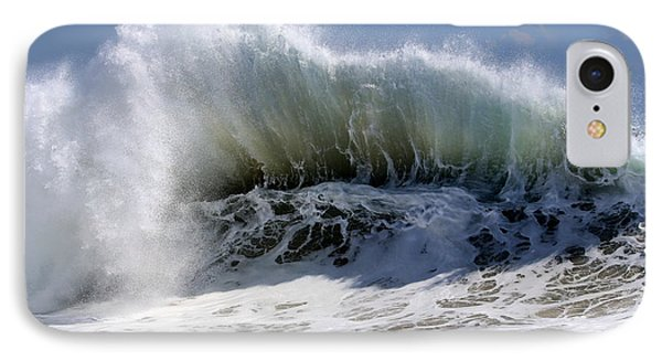 When Waves Collide IPhone Case