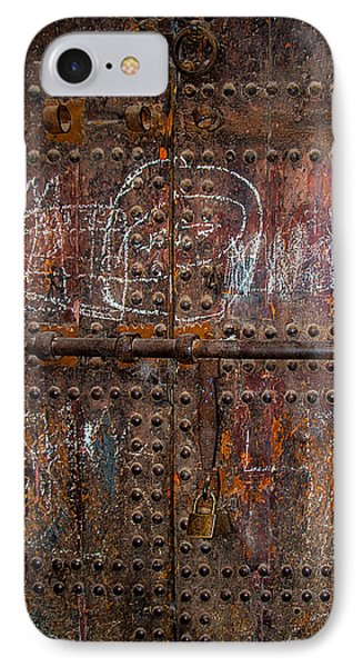 Where Do The Doors In Marrakech Lead? IPhone Case