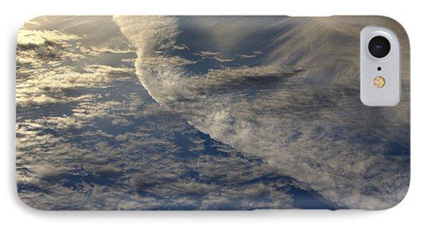 Where Sky And Ocean Meet IPhone Case