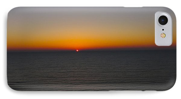 Whispered Message At Sunrise IPhone Case