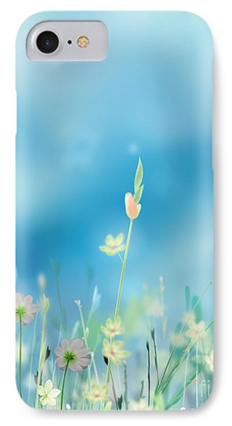 Whispering Heaven IPhone Case