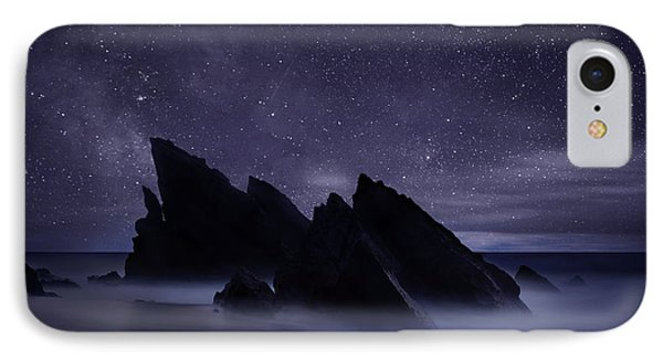 Beach iPhone 8 Case - Whispers Of Eternity by Jorge Maia