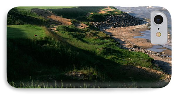 Whistling Straits 7 IPhone Case