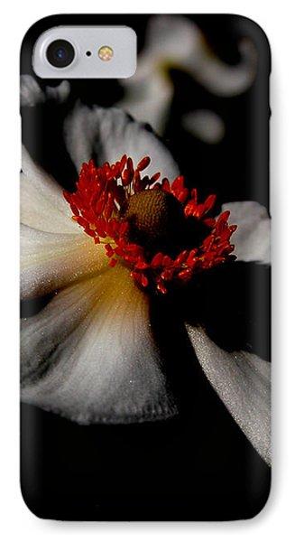 White Spring IPhone Case