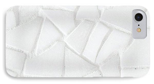 White Tiles IPhone Case
