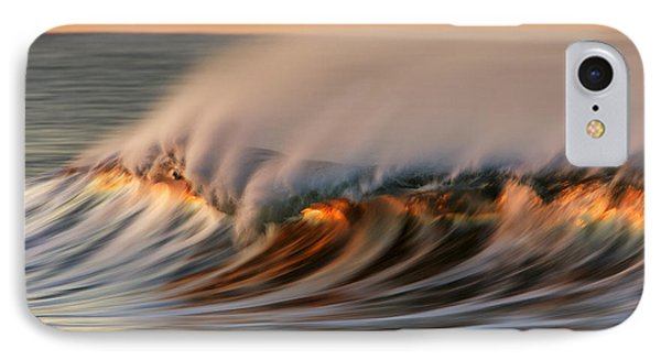 White Water Glow  Mg_0328 IPhone Case
