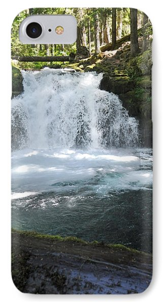 Whitehorse Falls Series 9 IPhone Case