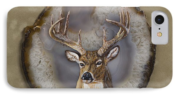 Whitetail Authority IPhone Case