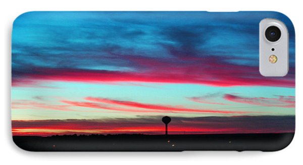 Wicked Sunset IPhone Case