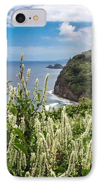 Wild Flowers At Pololu IPhone Case