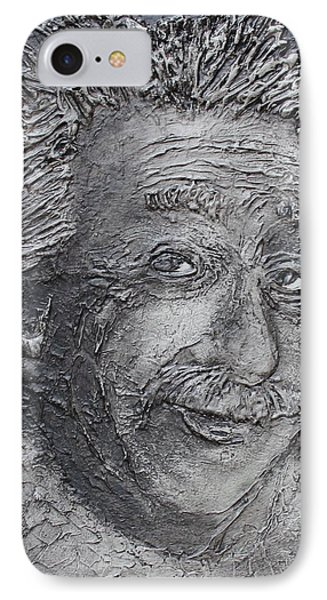 Wilder Einstein IPhone Case