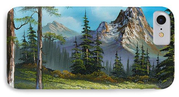 Wilderness Trail IPhone Case