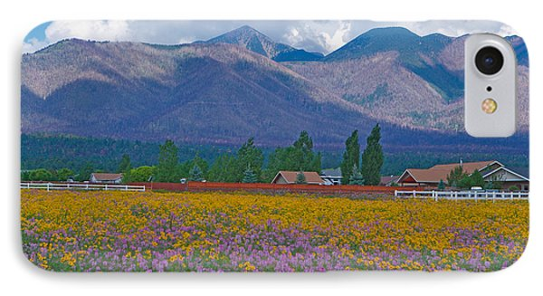 Wildflowers Supreme IPhone Case