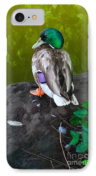 Wildlife In Central Park IPhone Case