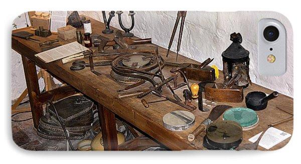 William Herschel's Workshop IPhone Case