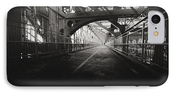 Williamsburg Bridge - New York City IPhone Case