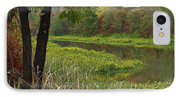 Wilton Landing At Millwood Lake IPhone Case