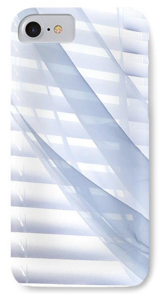 Wind Blue Window IPhone Case