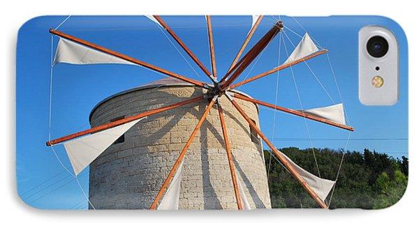 Windmill  2 IPhone Case