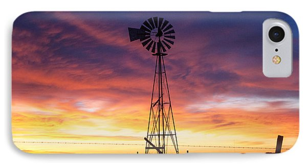 Windmill Dressed Up IPhone Case
