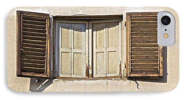 Window Of Tuscany IPhone Case