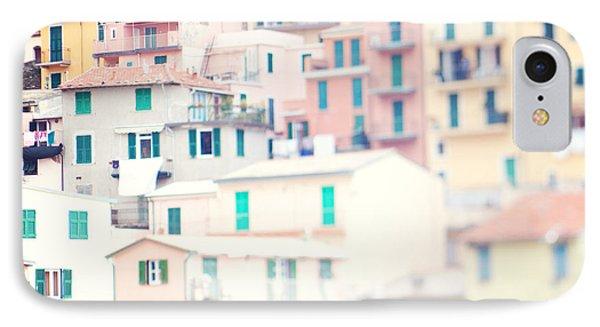 Windows Of Cinque Terre Italy IPhone Case