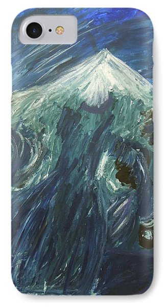 Winds Of Love IPhone Case
