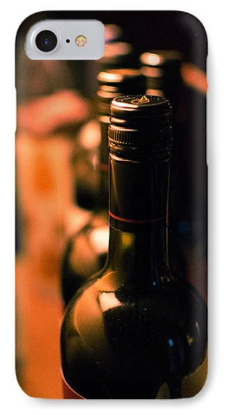 Wine For The Evening IPhone Case