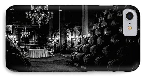 Wine Production IPhone Case