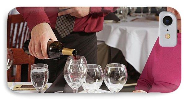 Wine Taster IPhone Case