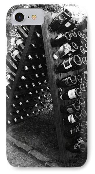 Wine Tasting In Prague IPhone Case