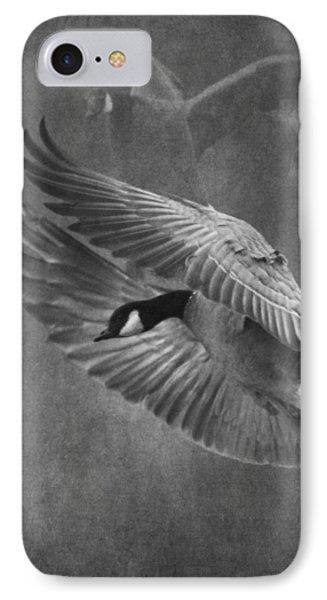 Winged Symphony IPhone Case