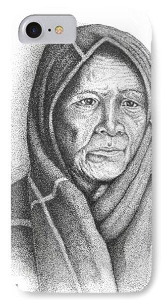Winnebago Woman IPhone Case