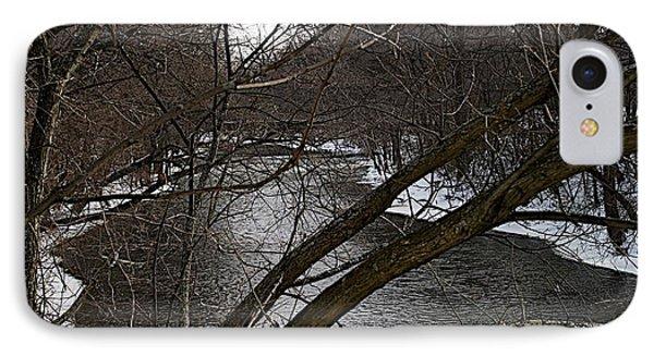 Winter Cedar IPhone Case