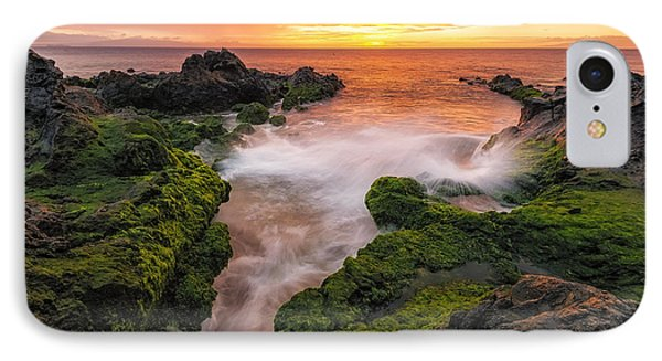 Winter In Hawaii IPhone Case