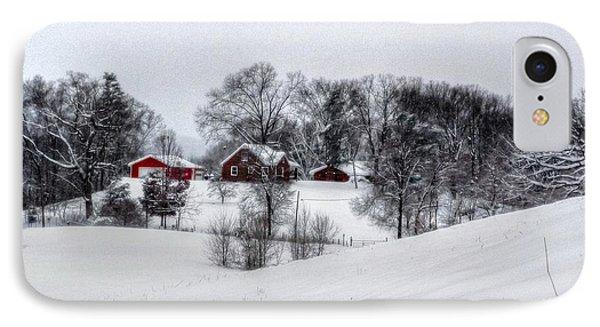Winter Landscape 5 IPhone Case