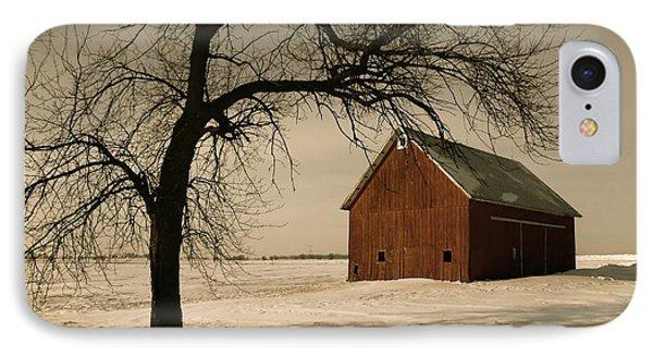 Winter Memory IPhone Case