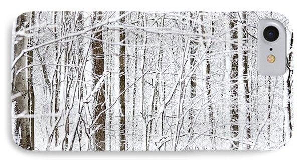 Winter Storm IPhone Case