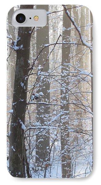Winter Woodland IPhone Case