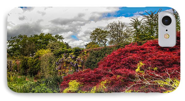 Wisley Garden Wall IPhone Case