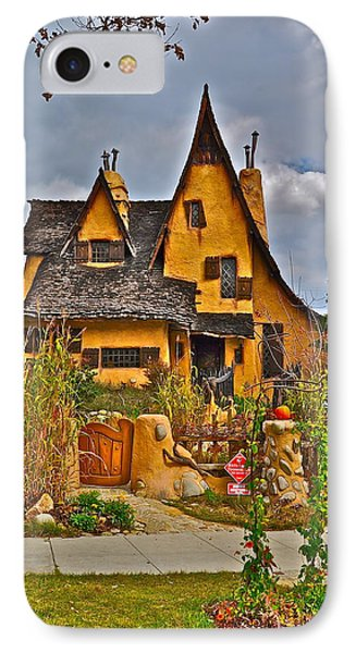 Witches House IPhone Case