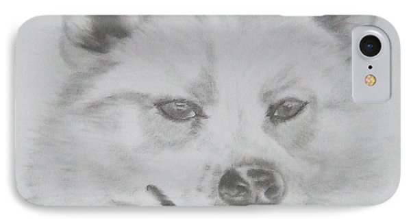 Wolf The Husky IPhone Case