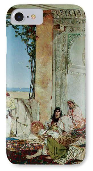 Women Of A Harem In Morocco IPhone Case