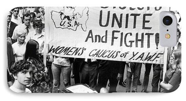 Women's Liberation Gathering IPhone Case