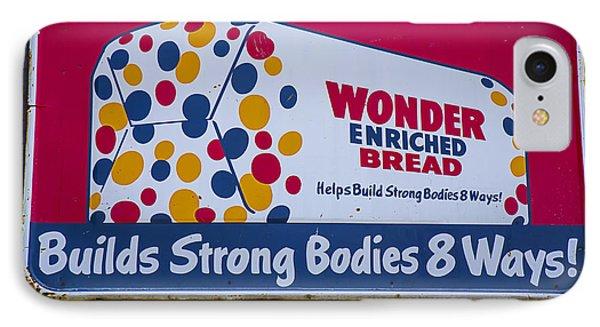 Wonder Bread Sign IPhone Case