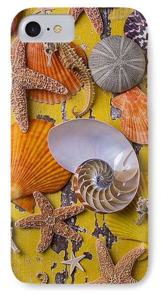 Wonderful Sea Life IPhone Case